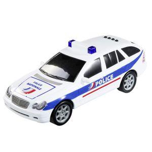 voiture de police pour enfants achat vente jeux et jouets pas chers. Black Bedroom Furniture Sets. Home Design Ideas