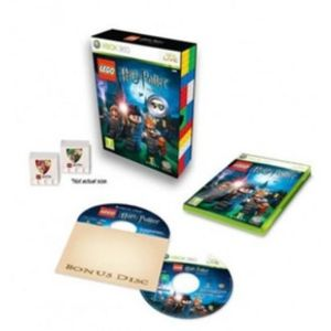JEUX XBOX 360 LEGO Harry Potter: Years 1-4, Collectors Edition (