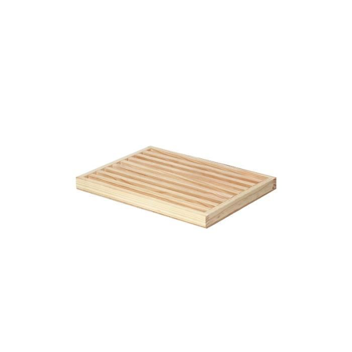 planche ramasse miettes bois brut achat vente. Black Bedroom Furniture Sets. Home Design Ideas