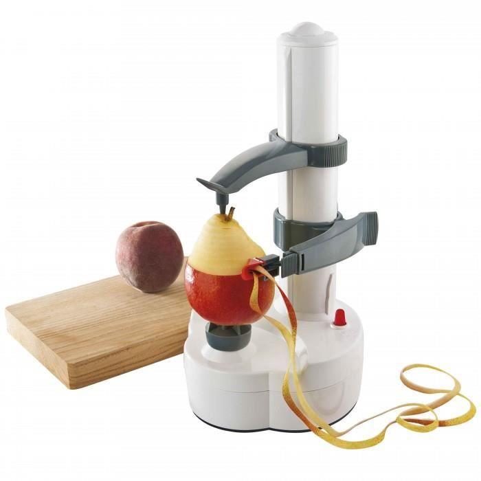 Epluche fruits et legumes dans votre cuisine cette machine a eplucher va revolutionner votre - Machine a eplucher les chataignes ...