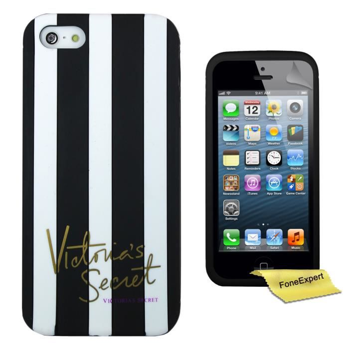 Apple iphone 5 5s etui housse coque victoria 39 s secret for Etui housse iphone 5