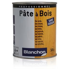 p te bois blanchon 500g achat vente colle pate fixation cdiscount. Black Bedroom Furniture Sets. Home Design Ideas