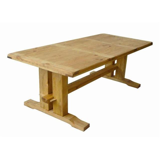 Table Rustique En Pin 200 Cm