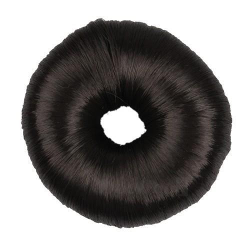 elastique a chignon cheveux donut brun pour fem achat vente perruque postiche elastique a. Black Bedroom Furniture Sets. Home Design Ideas
