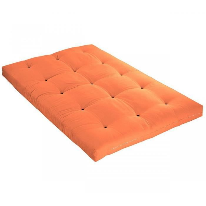 Matela futon achat vente matela futon pas cher les soldes sur cdiscoun - Matelas futon pas cher 140x190 ...