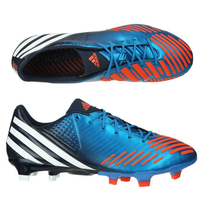 separation shoes d9bbb 3edcf chaussure de foot adidas bleu et orange