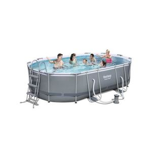 Piscine autostable tubulaire achat vente piscine for Piscine ovale tubulaire
