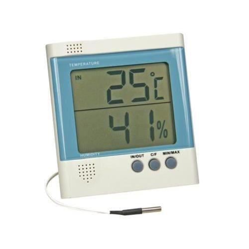 thermometre hygrometre avec sonde cable 1 80m station m t o avis et prix pas cher cdiscount. Black Bedroom Furniture Sets. Home Design Ideas