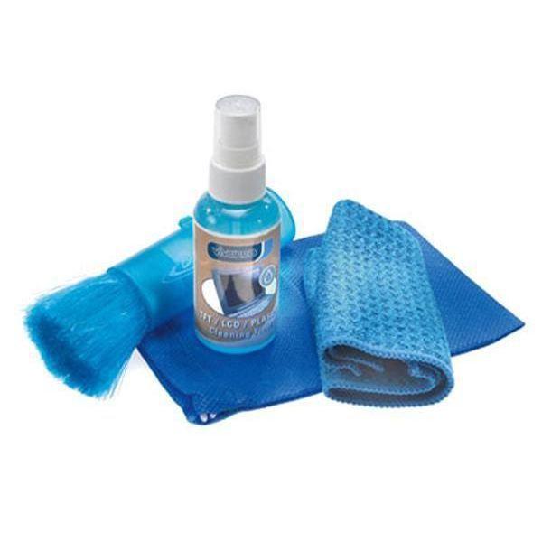 kit de nettoyage pour cran plasma lcd prix pas cher. Black Bedroom Furniture Sets. Home Design Ideas