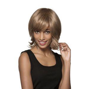 perruque femme cheveux naturel long achat vente. Black Bedroom Furniture Sets. Home Design Ideas