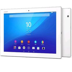 TABLETTE TACTILE Sony Xperia Z4 Tablet SGP771 4G 32Go blanc Tablett