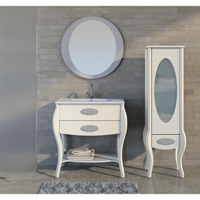S5091 salle de bains complete achat vente salle de for Salle de bains complete