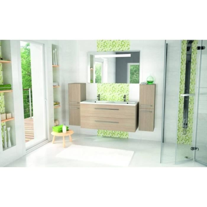 Plan de toilette polybeton concept slide 60 cm achat for Avis meubles concept