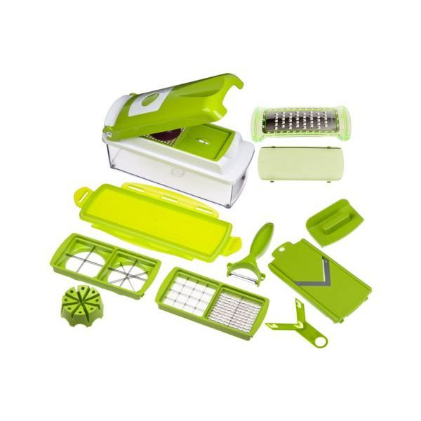 D coupe outbox nicer dicer d coupe l gumes et fruits - Decoupe legumes coupe legumes oignons et fruits ...