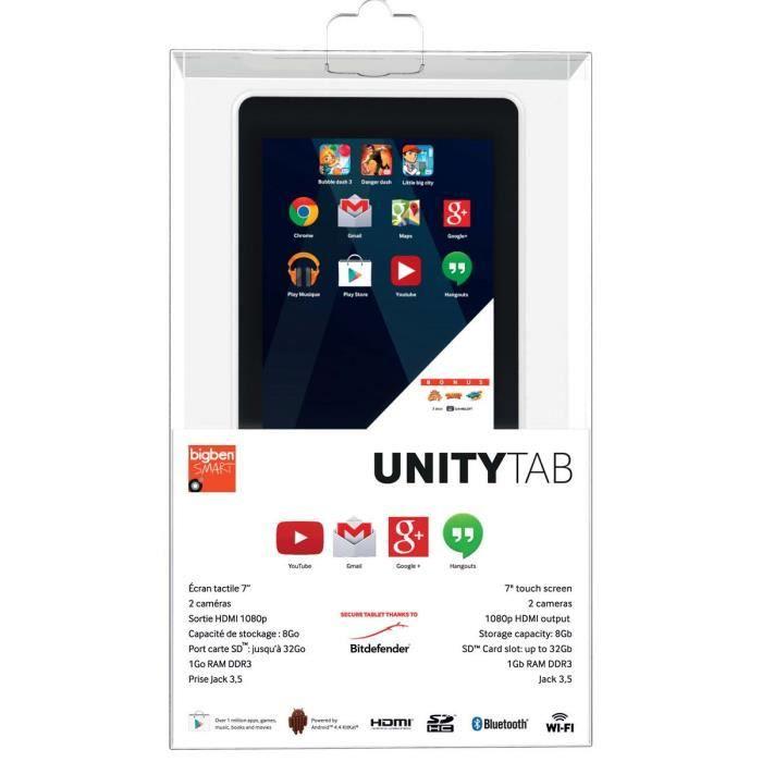Tablette tactile android blanche 7 pouces prix pas cher - Tablette tactile 7 pouce ...