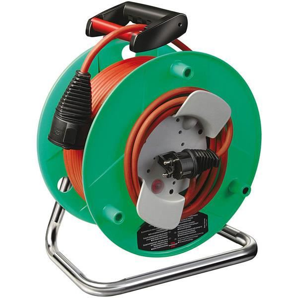 Brennenstuhl enrouleur garant g ip 44 40m 290m achat vente enrouleur cdiscount - Rallonge electrique 1m ...