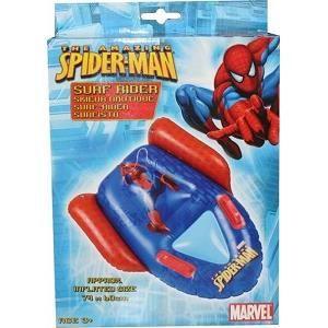 AIRE DE JEUX GONFLABLE Planche de surf gonflable Spiderman