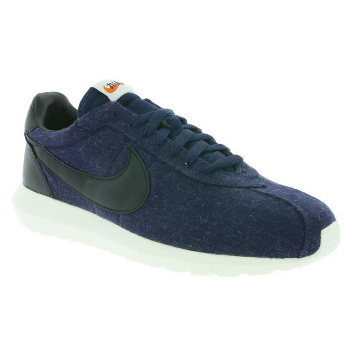 brand new 35f99 c369e ... nike roshe ld 1000 hommes sneaker bleu 844266 400 ...