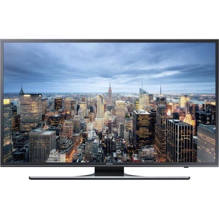 high tech televiseurs televiseur led k  cm pouces samsung ueju f sam