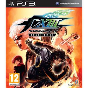 JEU PS3 KING OF FIGHTERS XIII / Jeu console PS3