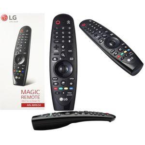 TÉLÉCOMMANDE TV AN-MR650 Télécommande LG Magic avec Voice Mate ™ p
