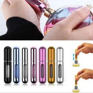 BOUTEILLE - FLACON Voyage Portable Recharge Atomiseur de parfum Boute
