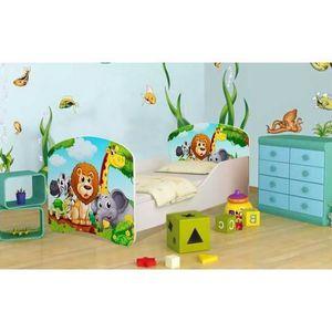lit complet avec sommier et matelas enfants achat vente lit complet avec sommier et matelas. Black Bedroom Furniture Sets. Home Design Ideas