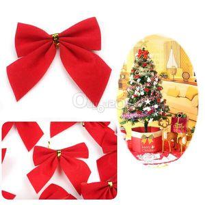 Noeud rouge noel achat vente noeud rouge noel pas cher for Noeud decoration noel
