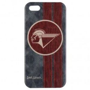 Coque Iphone 5 Red Hawk