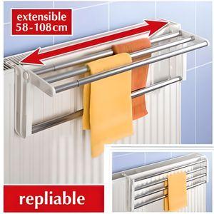 sechoir radiateur achat vente sechoir radiateur pas. Black Bedroom Furniture Sets. Home Design Ideas