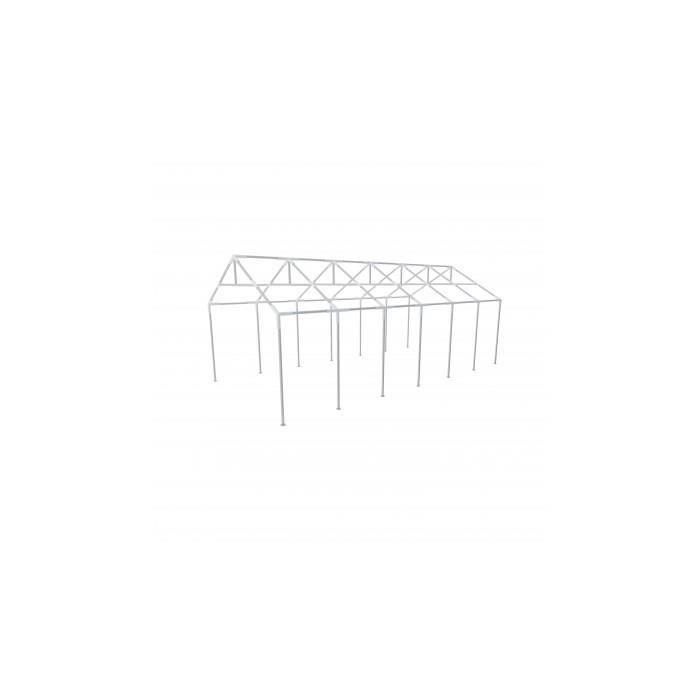 Armature metallique tonnelle de jardin 12 x 6 m achat - Tonnelle metallique jardin ...