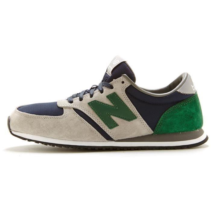 new balance u420 bleu vert