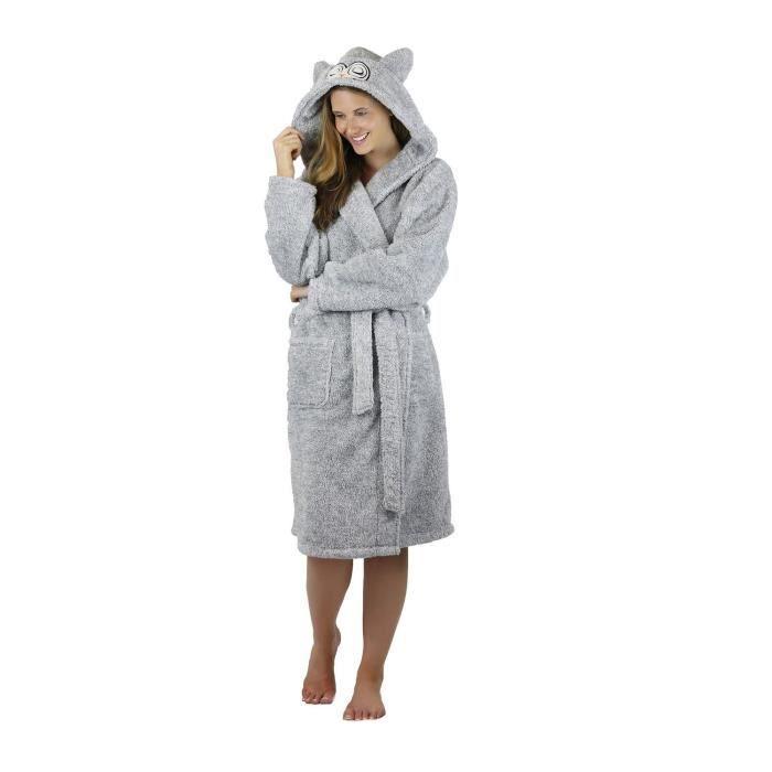 Top Robes Blog Robe De Chambre Femme Avec Capuche