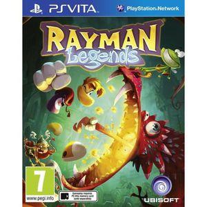 JEU PS VITA Rayman Legends Jeu PS Vita