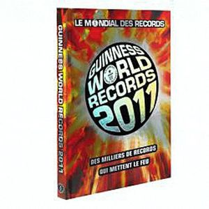 Guinness World Records Achat / Vente livre Guinness Hachette