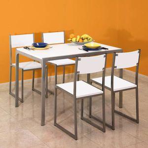 Table et chaise wenge achat vente table et chaise wenge pas cher cdiscount - Cdiscount table chaise ...
