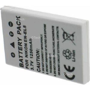 batterie pour nikon coolpix p520 achat vente pas cher. Black Bedroom Furniture Sets. Home Design Ideas