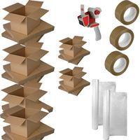 Pack pour t3 t4 achat vente kit demenagement cdiscount - Cartons de demenagement gratuit ...