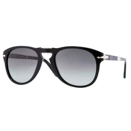 lunettes de soleil po0714 steve mcqueen noir noir achat vente lunettes de soleil cdiscount. Black Bedroom Furniture Sets. Home Design Ideas