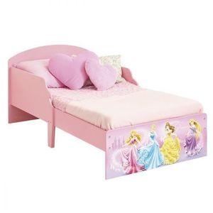 LIT COMPLET Lit Cosy Disney Princess pour Matelas de 140 x 70