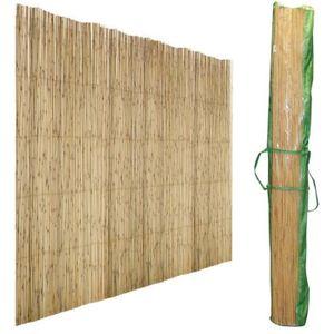 canisse brise vue bambou achat vente canisse brise vue bambou pas cher les soldes sur. Black Bedroom Furniture Sets. Home Design Ideas