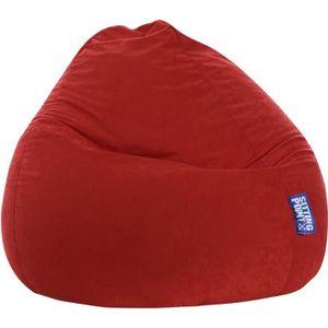 pouf rouge achat vente pouf rouge pas cher cdiscount page 3. Black Bedroom Furniture Sets. Home Design Ideas