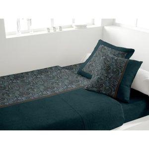 parure drap 2 personne achat vente parure drap 2 personne pas cher cdiscount. Black Bedroom Furniture Sets. Home Design Ideas