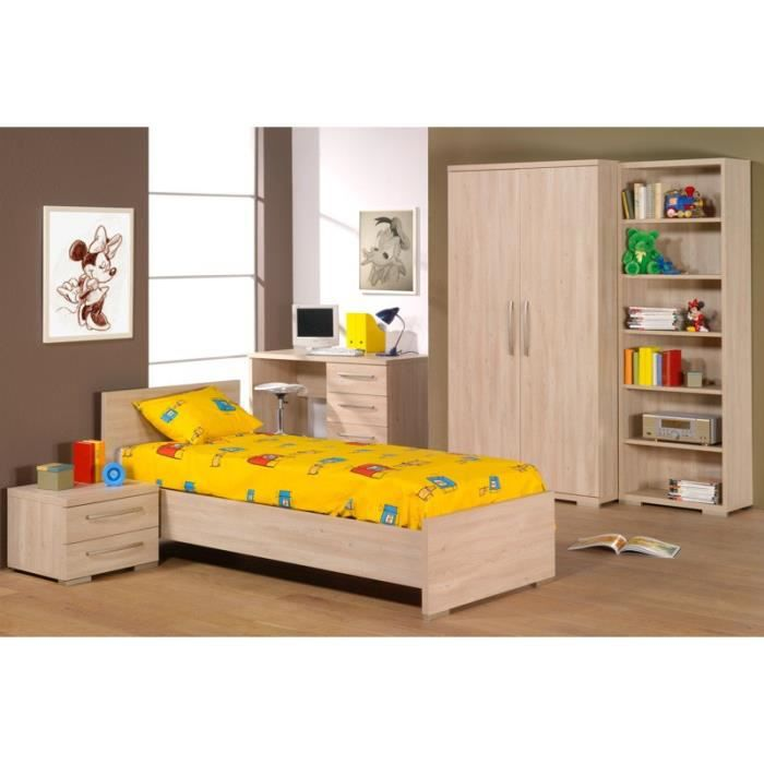 Chambre coucher compl te ben achat vente chambre for Chambre a coucher adulte complete discount