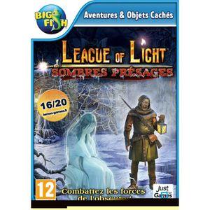 JEU PC League of Light 1 Sombres Présages Jeu PC