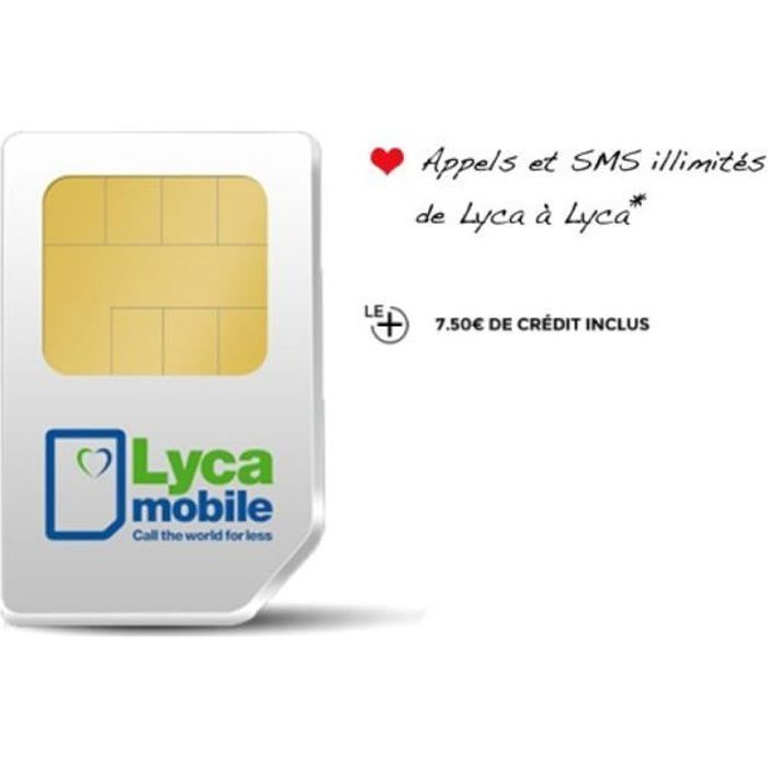 how to activate lycamobile plan