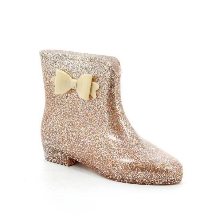 Chaussure femme Bottine de pluie POP Bottine de pluie POP pour femme