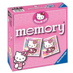 MÉMORY HELLO KITTY Memory grand modèle
