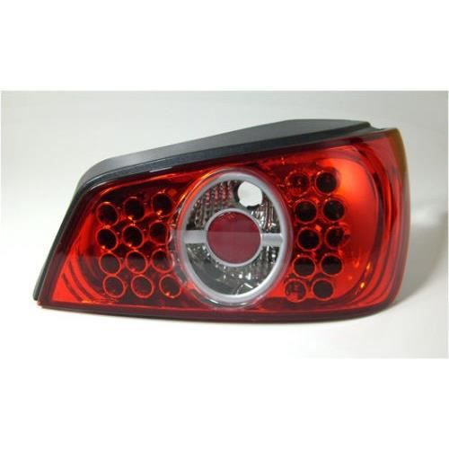 feux arri re 306 leds rouge achat vente phares optiques feux arri re 306 leds roug. Black Bedroom Furniture Sets. Home Design Ideas