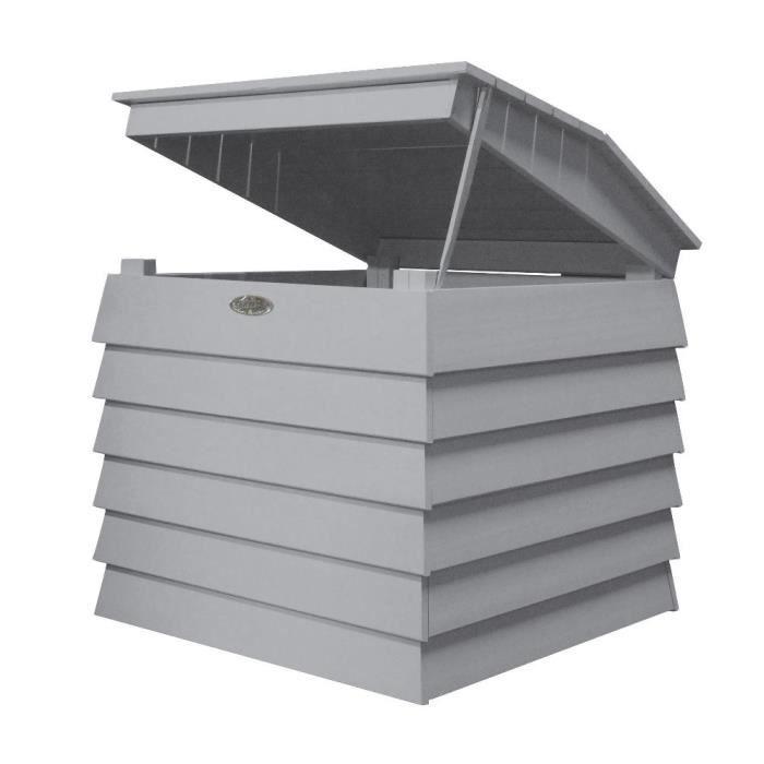 Bac Compost En Bois Peint Achat Vente Broyeur Accessoire Cdiscount